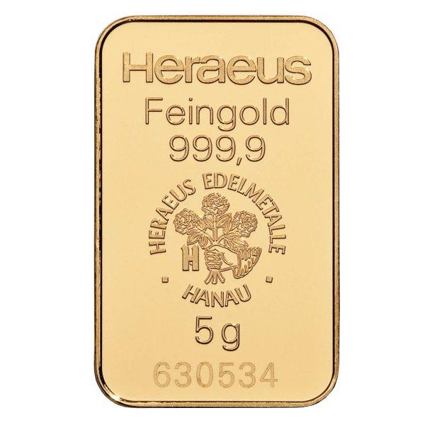 zlatna pločica 5g investiciono zlato