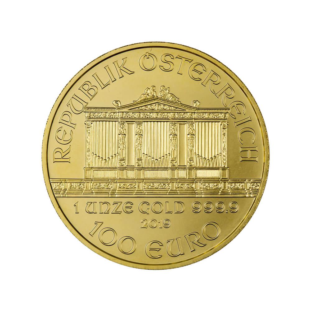 Wiener Philharmoniker zlatni dukat